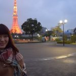 東京タワーはちょいとお茶するだけでもテンション上がります