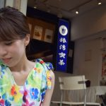 日吉のカフェでママさん読者モデルに会ってきました